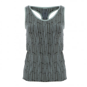 Performance Solid Jersey Tank-Succulent Bamboo