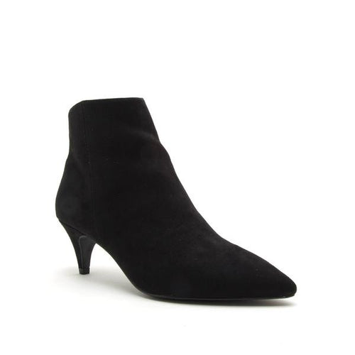 Saucy Black Bootie