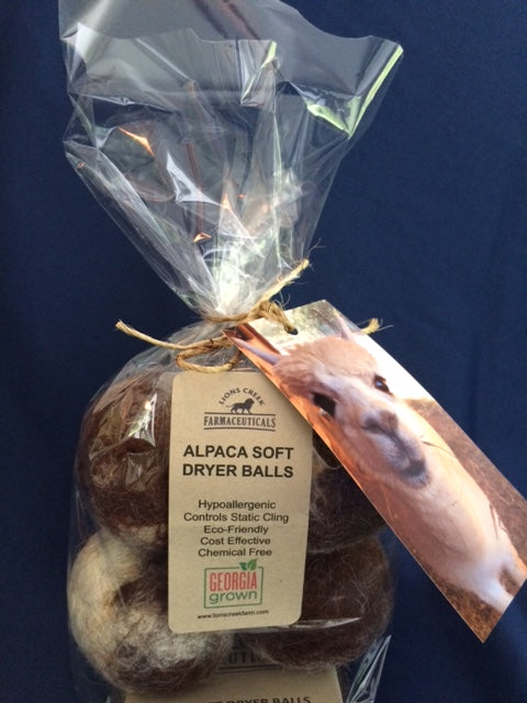 ALPACA SOFT DRYER BALLS