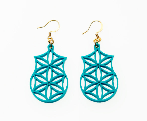 Creatrix Earrings