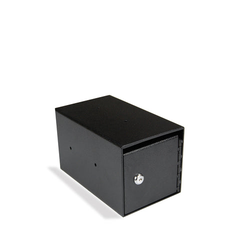 "Drop Box with Cam Lock - 6""h x 6""w x 10""d"