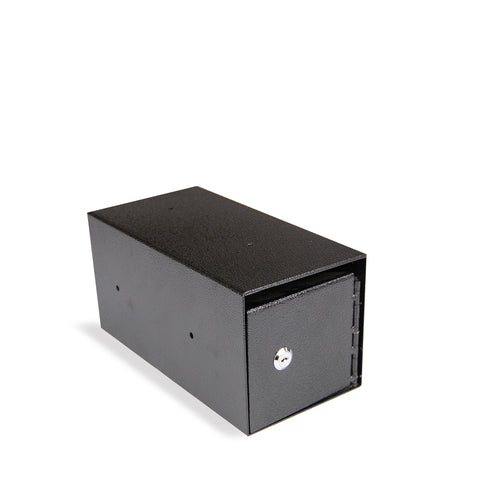 "Drop Box with Cam Lock - 6""h x 6""w x 12""d"