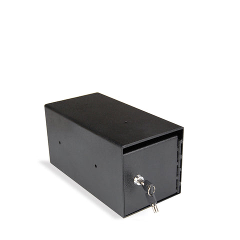 "Drop Box with Radial Lock - 6""h x 6""w x 12""d"