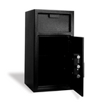 "Front Load Depository Safe (27""h x 14""w x 14""d)"