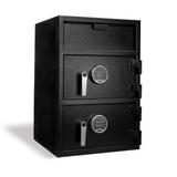 "Front Load Depository Safe, Double Door (30""h x 20""w x 20""d)"