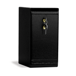 "B-Rate Dual Key Drop Box - 12""h x 6""w x 8""d"
