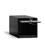 "Heavy Duty Drop Box with Cam Lock - 6""h x 6""w x 12""d"
