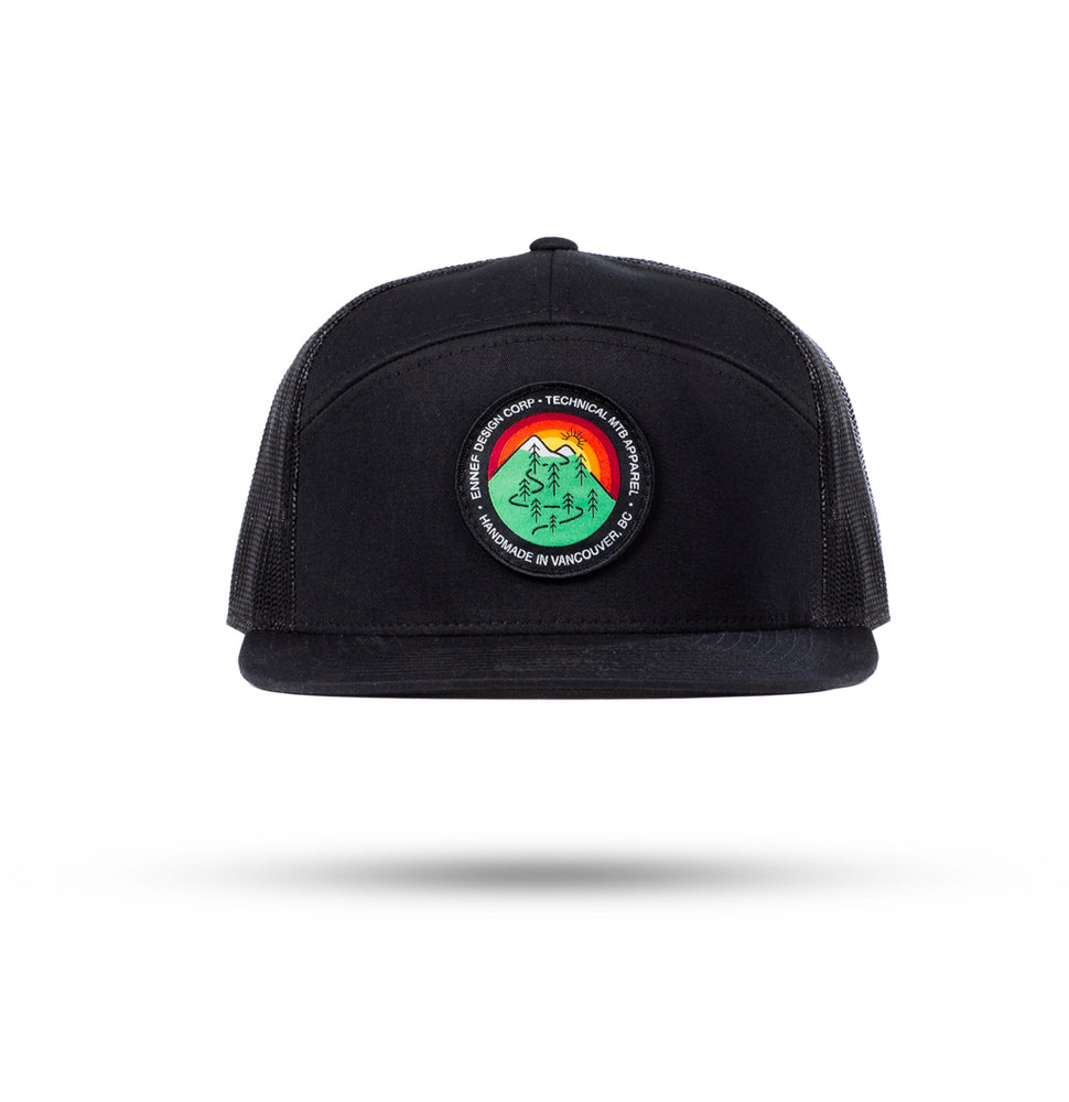 SNAPBACK Trucker Hat - Trails