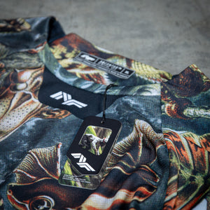 NF QuikStrike No.37 (Animal Camo - Reptiles)