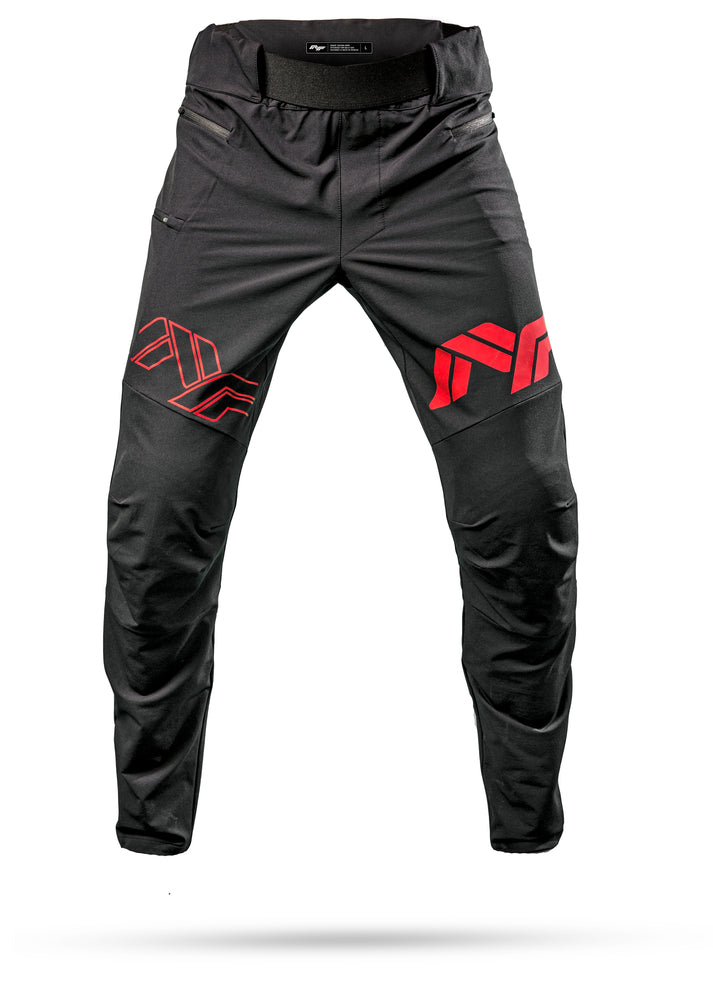 DP3 Pant - Black/Red