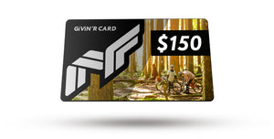 NF Gift Card - $150 CAD