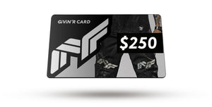 NF Gift Card - $250 CAD