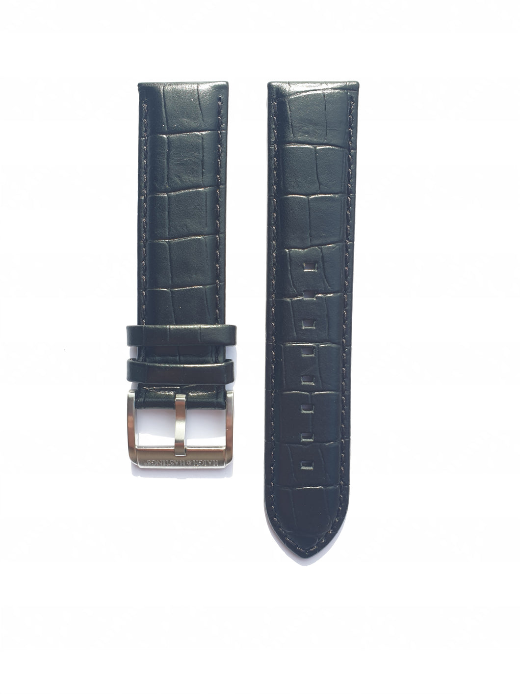 Black Leather - Buckle