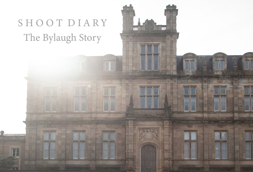 Photoshoot Diary: The Bylaugh Story
