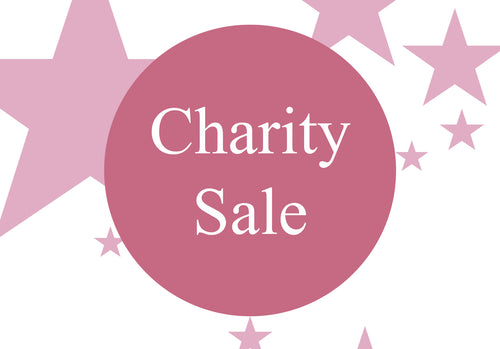 Charity Sale 15th & 16th May