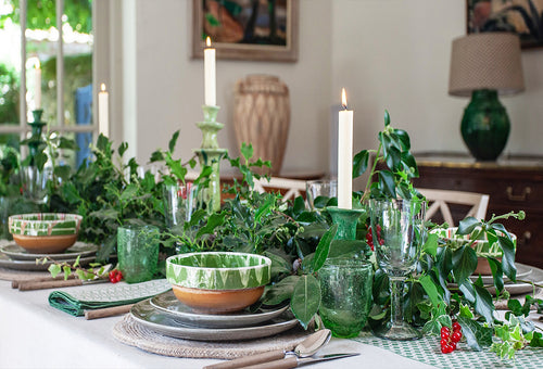 Our Christmas Table Edit