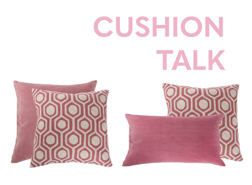 Cushion Talk