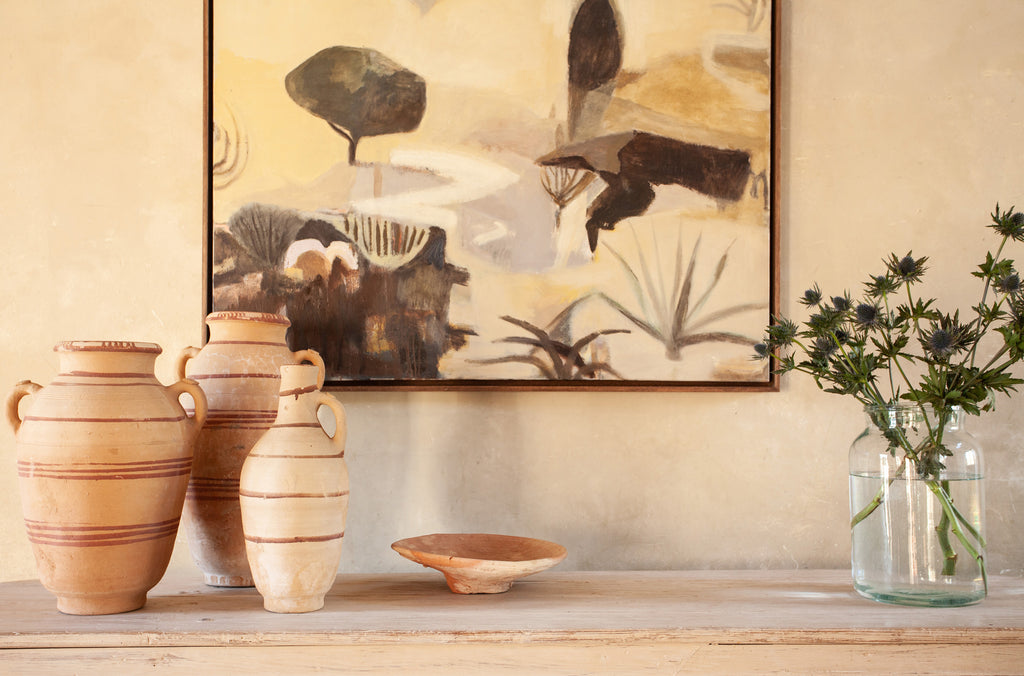 Styling with Moroccan Urns