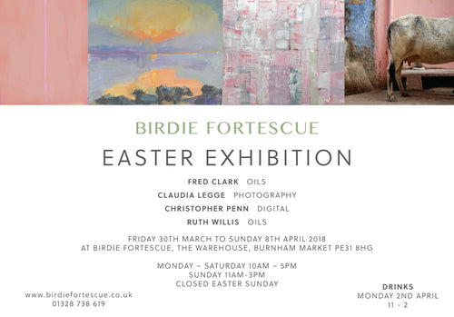 Easter Art Exhibition