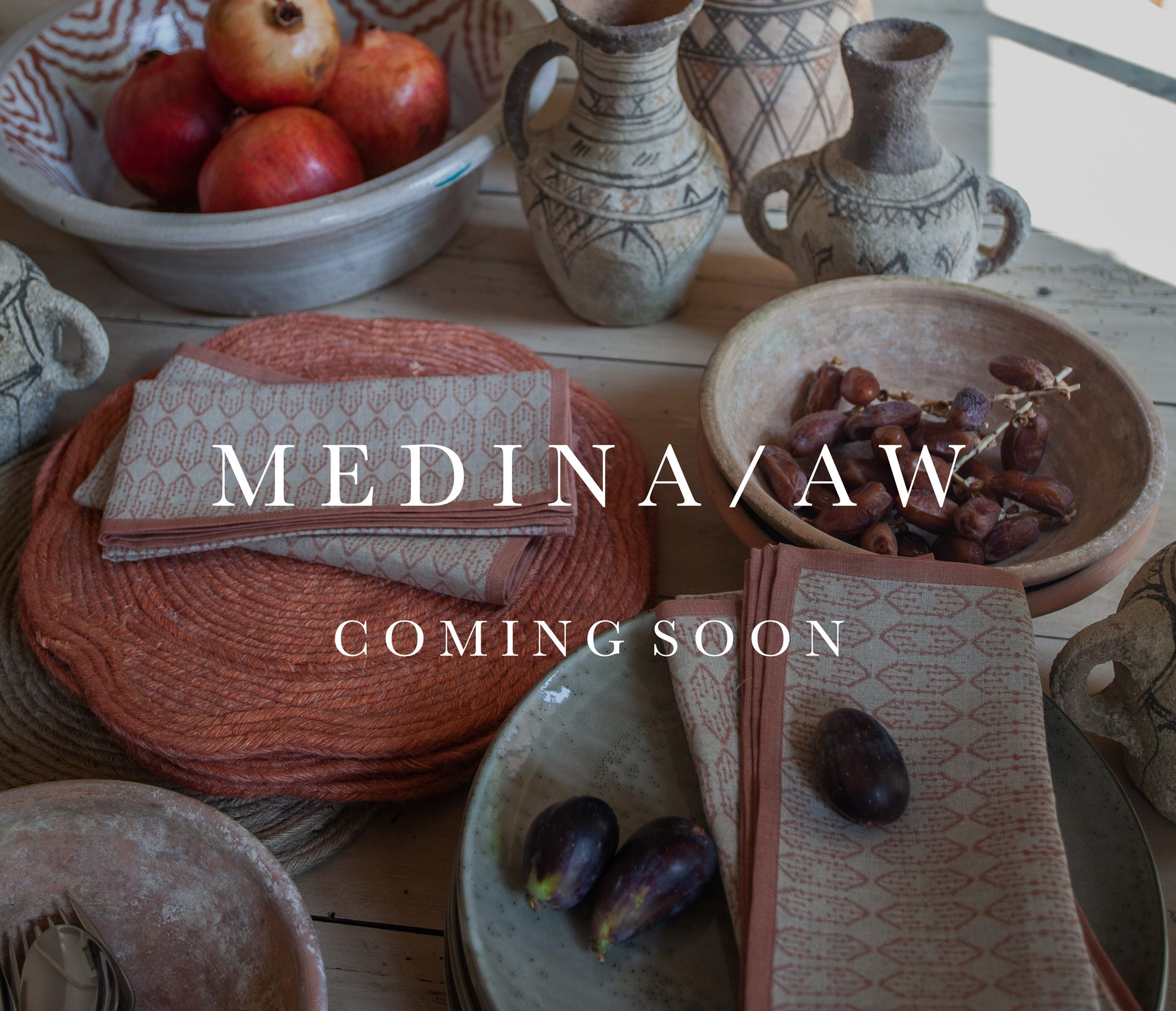 Birdie Fortescue | AW19 Medina Collection Preview