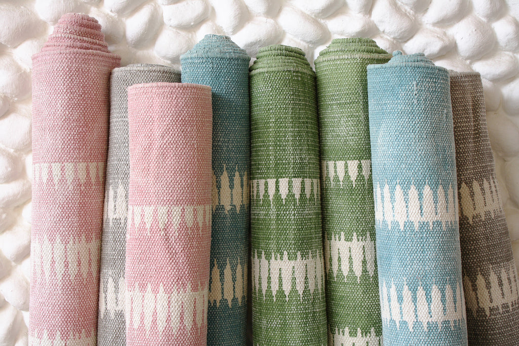 Birdie Fortescue | Cotton Rug Story