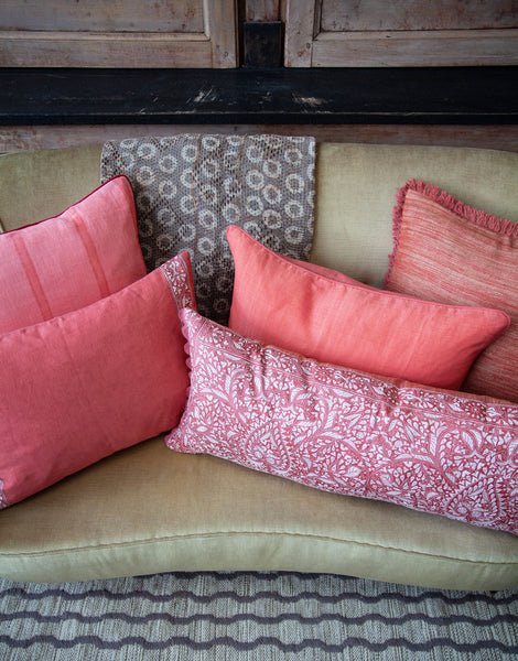 Birdie Fortescue | Khadi Cushions