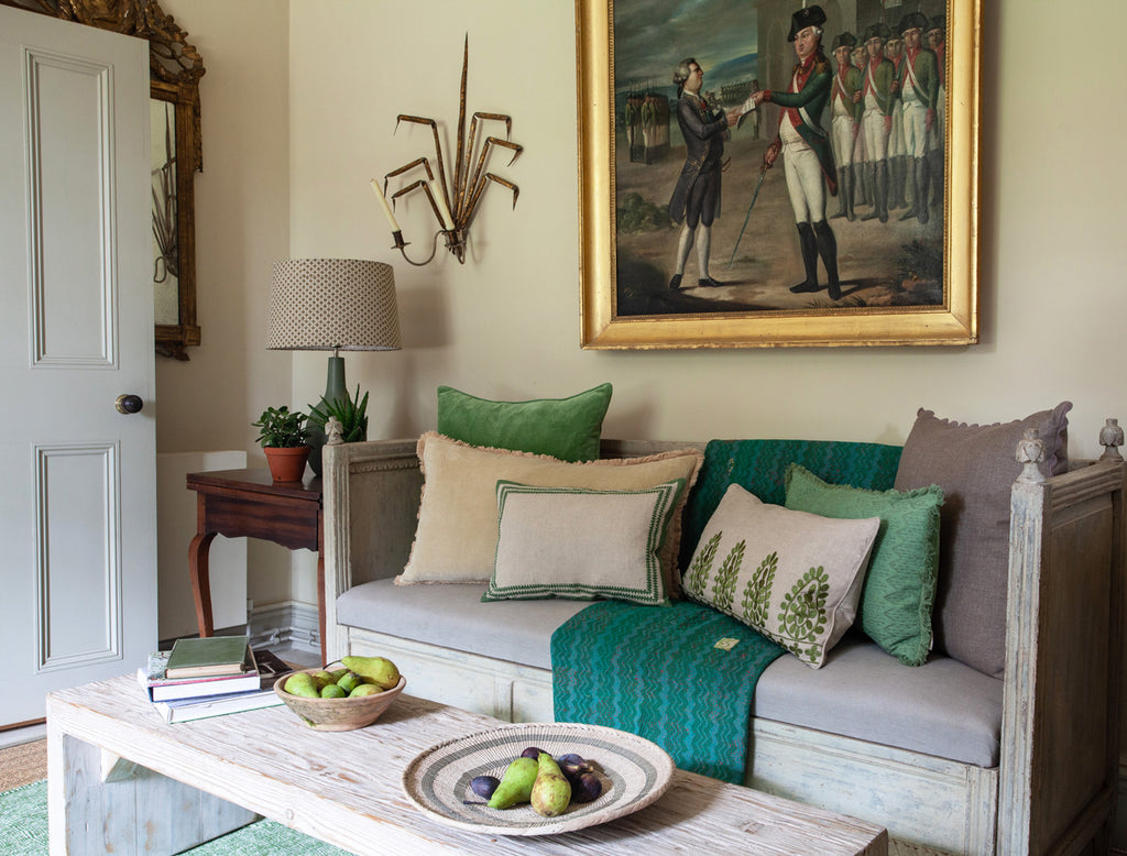 Birdie Fortescue | Medina Cushion Collection