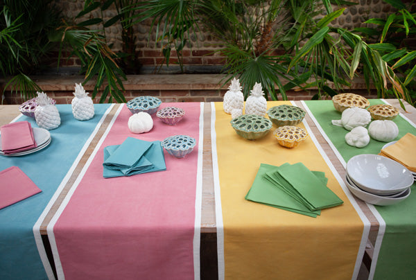 Birdie Fortescue | Aakaar Table Linen