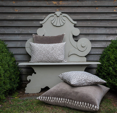 Birdie Fortescue | Versha Cushion Blog