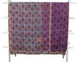 Limited Edition Vintage Kantha Throw 85