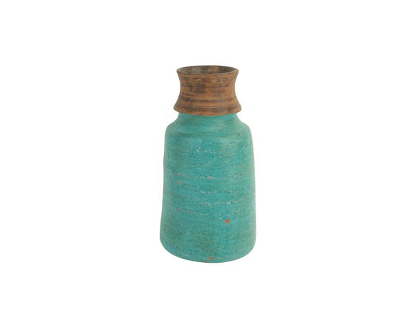 A Variety of Limited Edition Vintage Kulu Pots - Dark Aqua (Large)