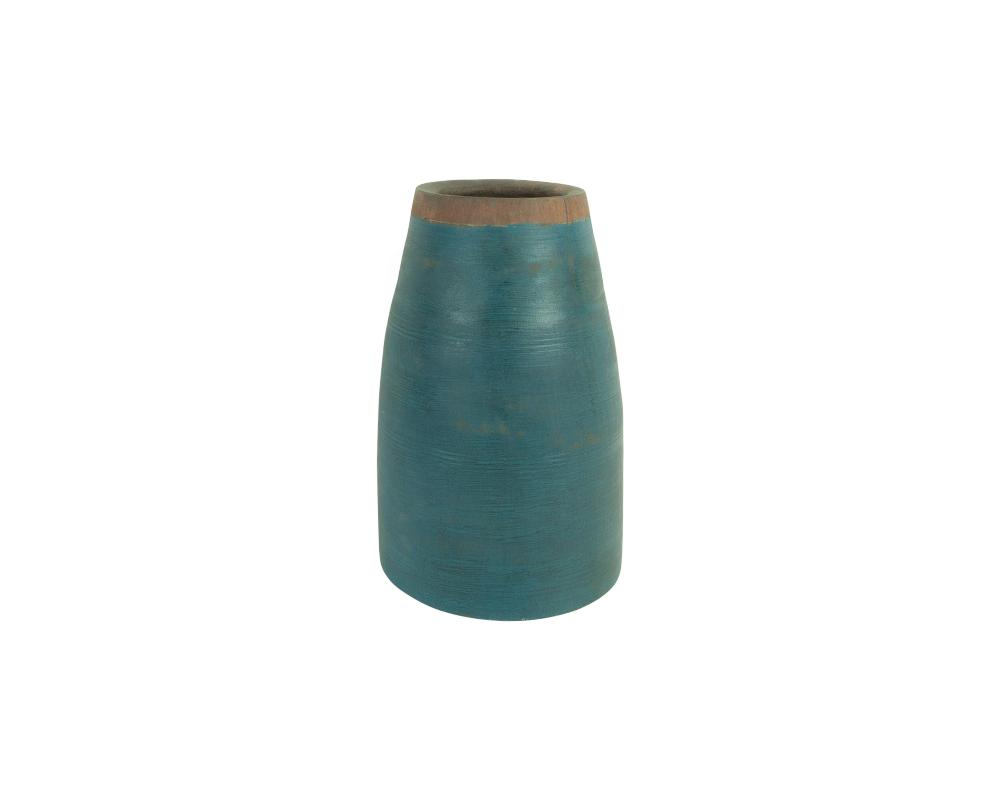 A Variety of Limited Edition Vintage Kulu Pots - Teal (Large)