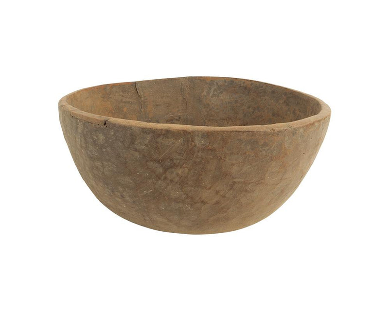 A Variety of Limited Edition Vintage Wooden Bowls - Medium