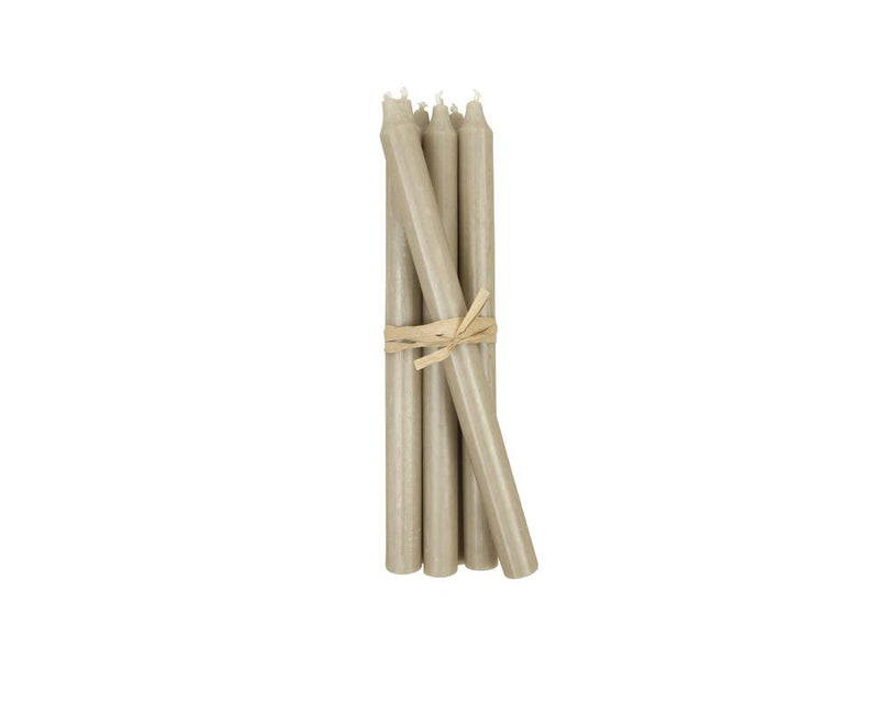 Set of 6 Candles - Linen