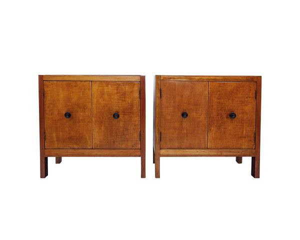 A Pair of Mid-Century Italian Side Tables