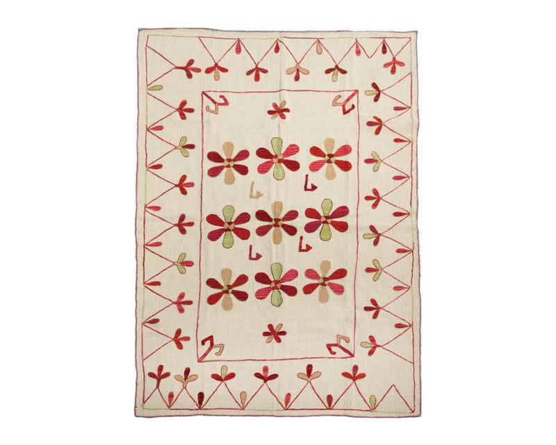 Limited Edition Suzani Rug XII