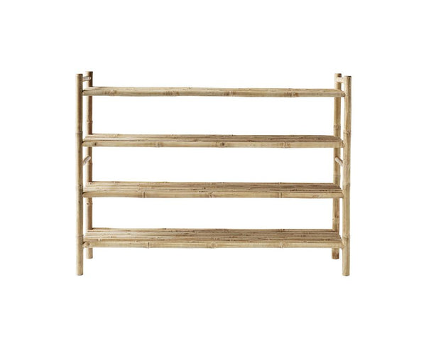 Limited Edition Bamboo Shelving Unit
