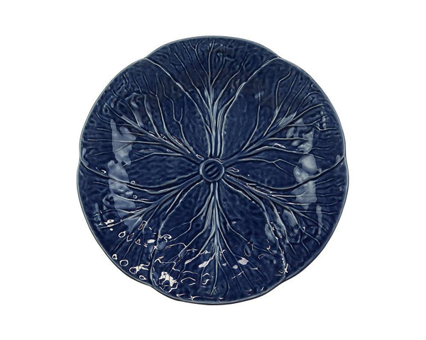 Cabbage Plates - Blue