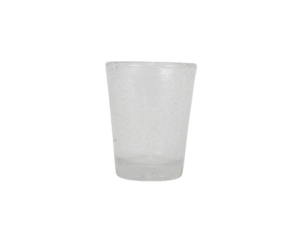 Glass Tumbler - Clear