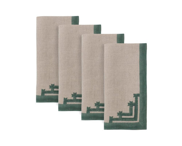 Siriki Napkin - Clover (Set of 4)