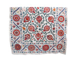 Curated Edition Suzani Throw VI
