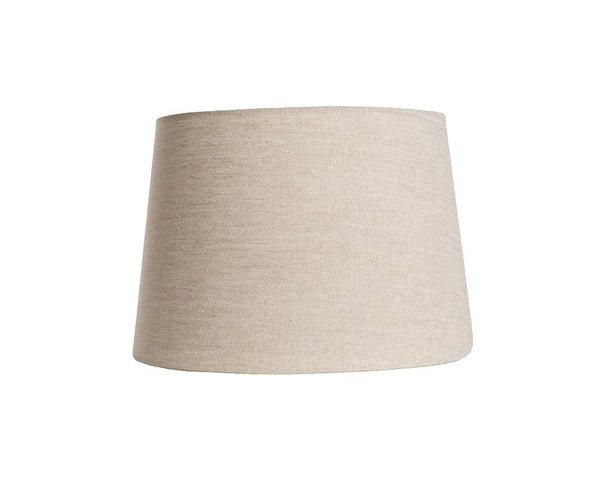 Natural Linen Lampshade