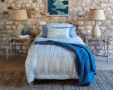 Cerulean Marble Duvet Cover - Single