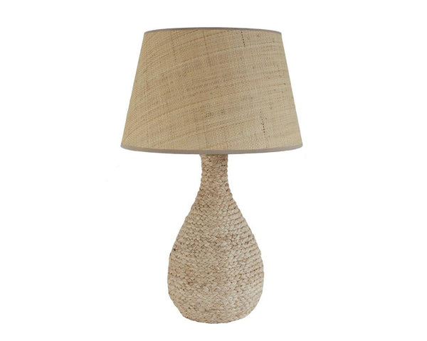 Kela Conical Lamp - Natural