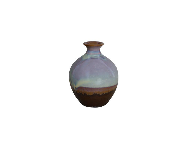 Potterie Bud Vase - Purple