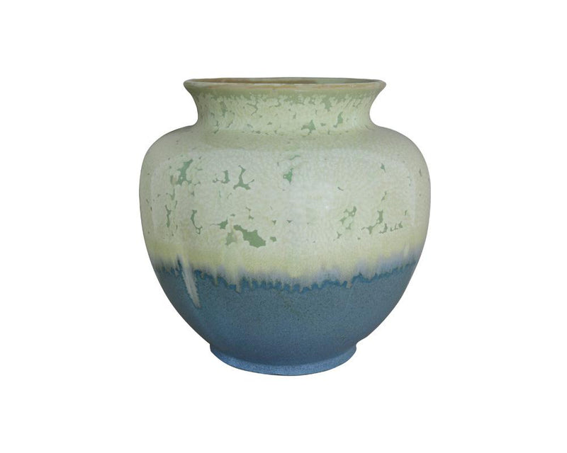 Potterie Urn Vase - Light Green