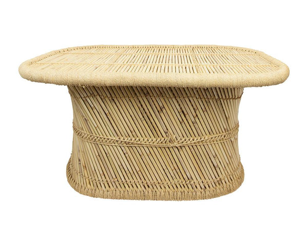 Limited Edition Pampas Wood Coffee Table