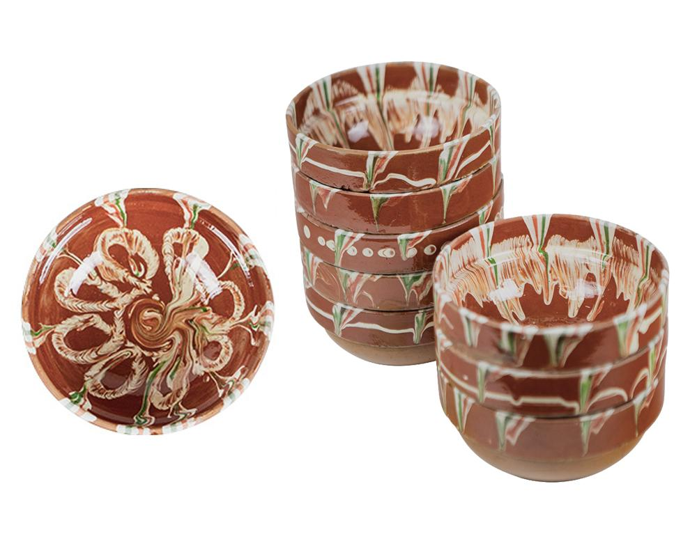 Limited Edition Romanian Bowls - Set 21