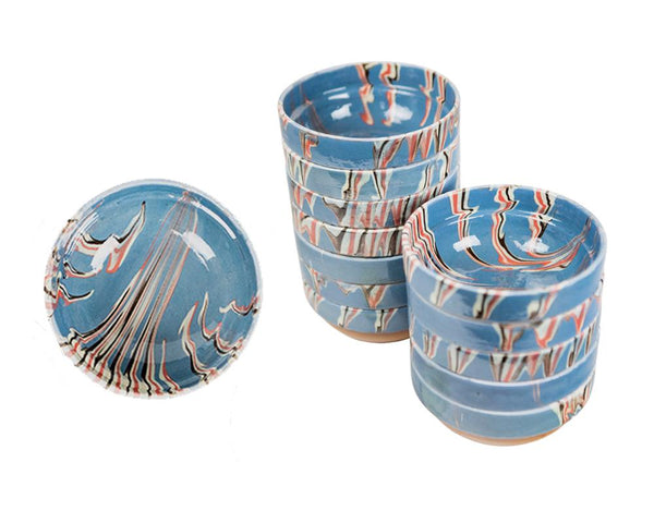 Limited Edition Romanian Bowls - Set 64