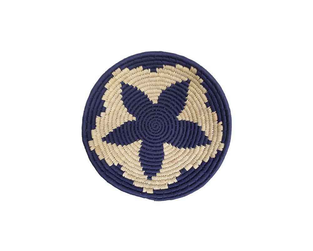 Limited Edition Petal Woven Wall Baskets - Midnight Varieties